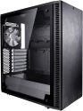 fractal design Define C TG - PC Custodie - ATX / mATX / ITX - Nero