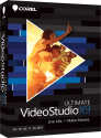 Corel VideoStudio Pro X9 Ultimate, PC, multilingual