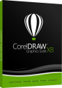 Corel CorelDRAW Graphics Suite X8, PC