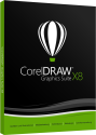 Corel CorelDRAW Graphics Suite X8, PC (Upgrade)