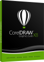 Corel CorelDRAW Graphics Suite X8, PC [Italienische Version]