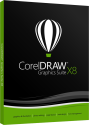 Corel CorelDRAW Graphics Suite X8, PC (Upgrade) [Italienische Version]