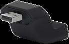 bluelounge MiniDock Lightning - Ladegerät - für iPhone 5 und iPod - Schwarz