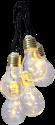 STAR TRADING GLOW - Catena di luci LED - Compresa funzione timer