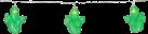 STAR TRADING FRUITY - Catena di luci LED - Funzione timer - cactus