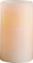 STAR TRADING LED Echtwachskerze, 12x7.5 cm