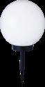 STAR TRADING Solar Energy Lampada a sfera - 25 cm - Bianco