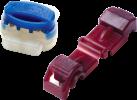 GARDENA Connecteurs / Raccords de câble - Pour Tondeuses robots - 6 raccords de câble et 2 connecteurs