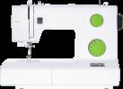 PFAFF Smarter 140s - Nähmaschine - Integrierter NadeleInfädler - Weiss