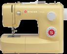 SINGER Simple 3223Y - Freiarm-Nutzstich-Nähmaschine - 23 Nähprogrammen - Gelb