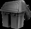 McCULLOCH Grasfangbox - Für MowCart 77 - 150 l - Schwarz