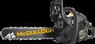 McCULLOCH  410 ELITE - Kettensäge - 1.6 kW - Schwarz/Gelb