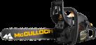 McCULLOCH 450 ELITE - Kettensäge - 2 kW - Schwarz/Gelb