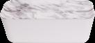 BOSIGN Hideaway X-Large, bianco/marmo