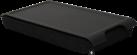 BOSIGN Mini Laptray Anti-Slip, nero