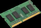 Kingston ValueRAM - Arbeitsspeicher - 8 GB (SO-DDR3 SDRAM / 1600 MHz) - Grün/Schwarz
