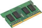 Kingston ValueRAM - Mémoire vive - 4 Go (SO-DDR3 SDRAM / 1600 MHz) - Vert/Noir