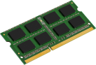 Kingston ValueRAM - Mémoire vive - 4 Go (SO-DDR3L SDRAM / 1600 MHz) - Vert/Noir