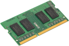 Kingston ValueRAM - Mémoire vive - 8 Go (SO-DDR3L SDRAM / 1600 MHz) - Vert/Noir