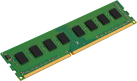 Kingston ValueRAM - Mémoire vive - 8 Go (DDR3L SDRAM / 1600 MHz) - Vert/Noir