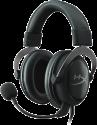 HyperX Cloud II - Headset - Mit integrierter Soundkarte - Grau