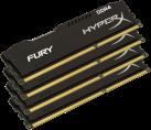 Kingston HyperX FURY - Arbeitsspeicher - 4x 8 GB (DDR4 / 2133 MHz) - Schwarz
