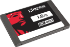 Kingston DC400 - Interne Festplatte SSD - Kapazität 1.6 TB - Schwarz