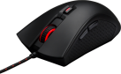 HyperX Pulsefire FPS - Gaming Maus - 400/800/1600/3200 dpi - Schwarz