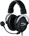 HyperX Cloud - Headset - 7.1 Surround Sound - Silber/Schwarz