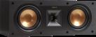 Klipsch R-25C - Center-Lautsprecher - schwarz