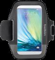belkin Sport-Fit Armband, für Samsung Galaxy S6, schwarz / grau