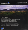GARMIN TOPO Canada Ovest - Mappa per navigation - In scheda microSD/SD