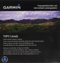 GARMIN TOPO Canada Central - Carte pour GPS - In carte microSD/SD