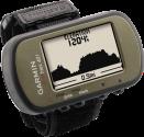 GARMIN Foretrex® 401 - GPS-Navigator - Mit TracBack® - Schwarz