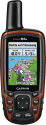 GARMIN GPSMAP® 64s - GPS portable Outdoor - 2.6 (6.6 cm) - Noir/Orange