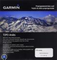 GARMIN TOPO Andes - Carte pour GPS - In carte microSD/SD