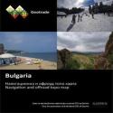 GARMIN TOPO Bulgaria OFM - Mappa per navigation - In scheda microSD/SD