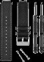 Garmin Cinturini in pelle - per vívoactive - Nero
