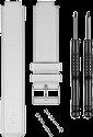 Garmin Lederbänder - Für vívoactive - Weiss