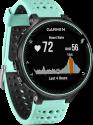 GARMIN FORERUNNER 235 - GPS-Laufuhr - Activity Tracker - Schwarz/Blau
