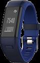 Garmin vivosmart HR+ - Aktivitätsmesser - Handgelenkumfang: 136 bis 192 mm - Blau