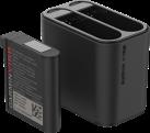 GARMIN Chargeur à double - Pour VIRB Ultra - Noir