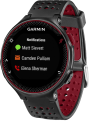 GARMIN FORERUNNER 235 - GPS-Laufuhr - Activity Tracker - Schwarz/Rot