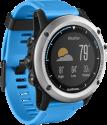 GARMIN quatix 3 - GPS-Sportuhr - Bluetooth - Blau