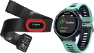 GARMIN Forerunner 735XT - Orologio GPS multisport - Run Bundle - Turchese