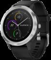 GARMIN vívoactive® 3 - GPS-Smartwatch - Mit integrierten Sportapps - Schwarz/Edelstahl