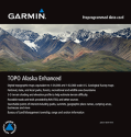 GARMIN TOPO Alaska - Mappa per navigation - Sulla scheda microSD/SD