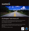 GARMIN City Navigator South America NT - Mappa per navigation - In scheda microSD/SD - Colorato
