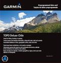 GARMIN TOPO Cile Deluxe - Mappa per navigation - Sulla scheda microSD/SD