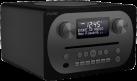 PURE Evoke C-D4 - All-in-One-Musiksystem - Bluetooth - Schwarz